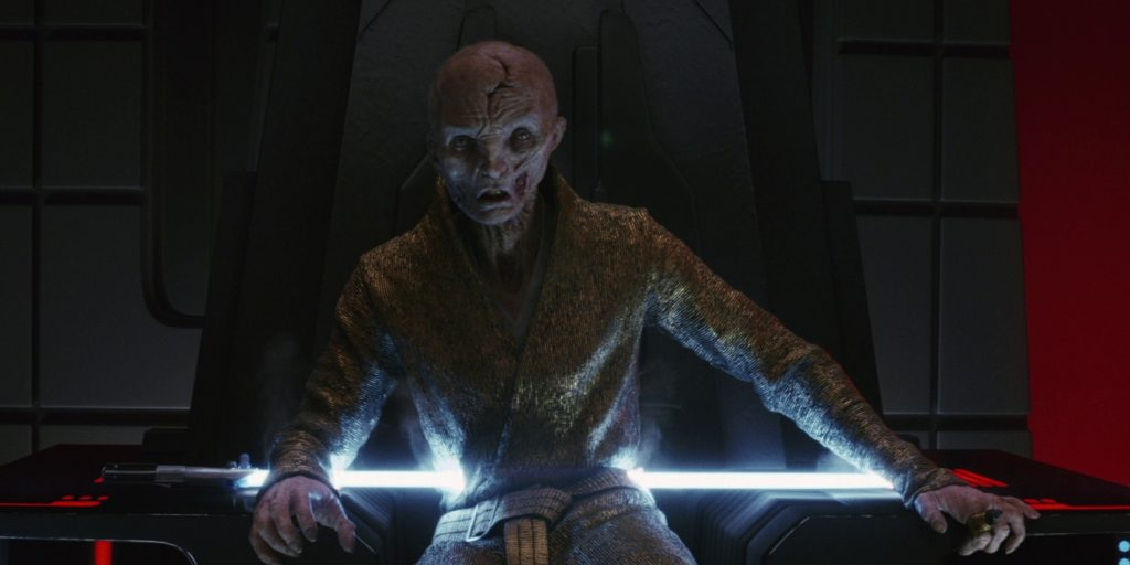 Death of Snoke