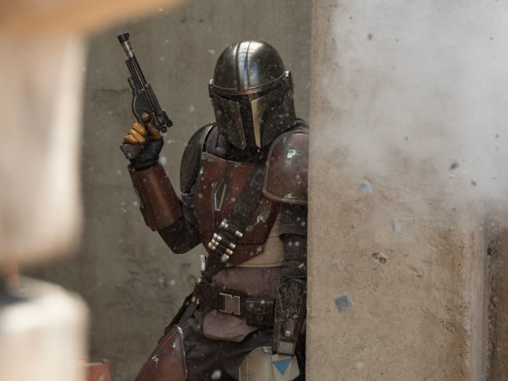 Like the best Star Wars films, the characters of 'The Mandalorian' are easily the highlight of the show.