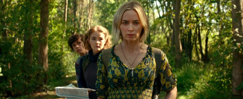 Coronavirus: 'A Quiet Place Part II' Delayed