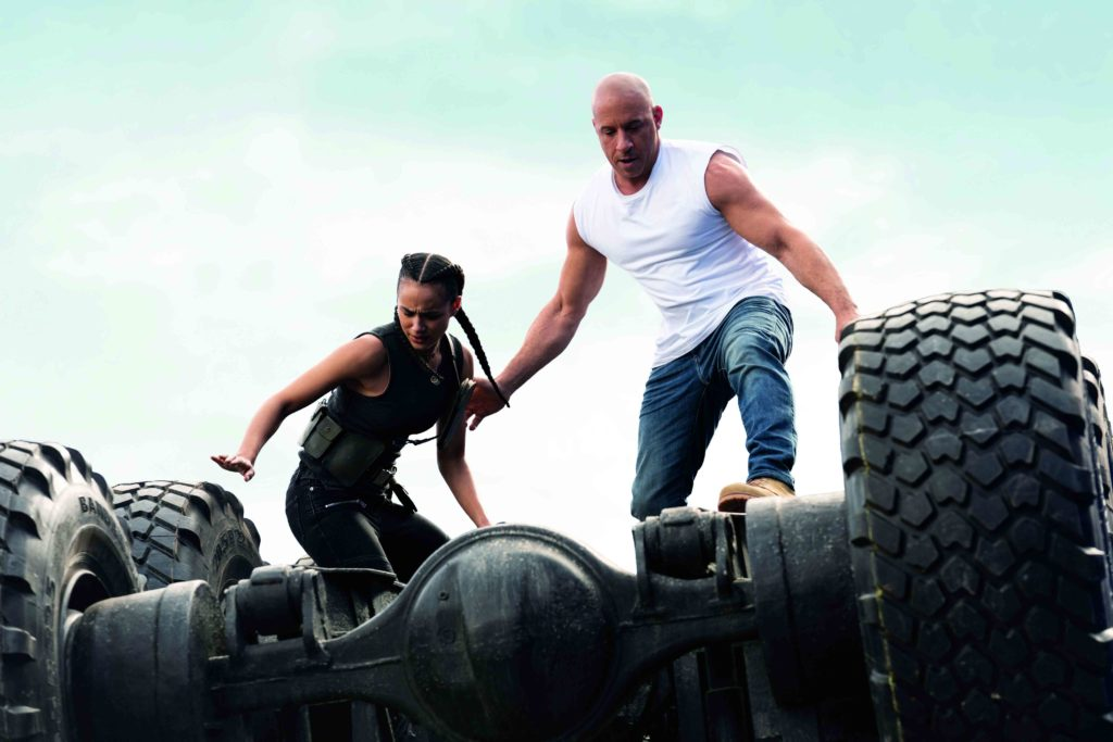 Coronavirus: 'Fast & Furious 9' Delayed