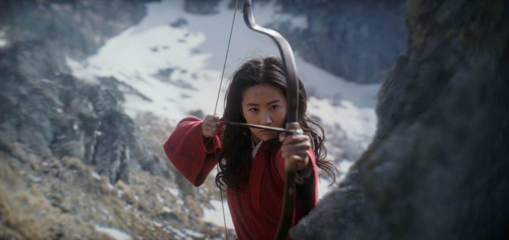 Coronavirus: 'Mulan' Delayed