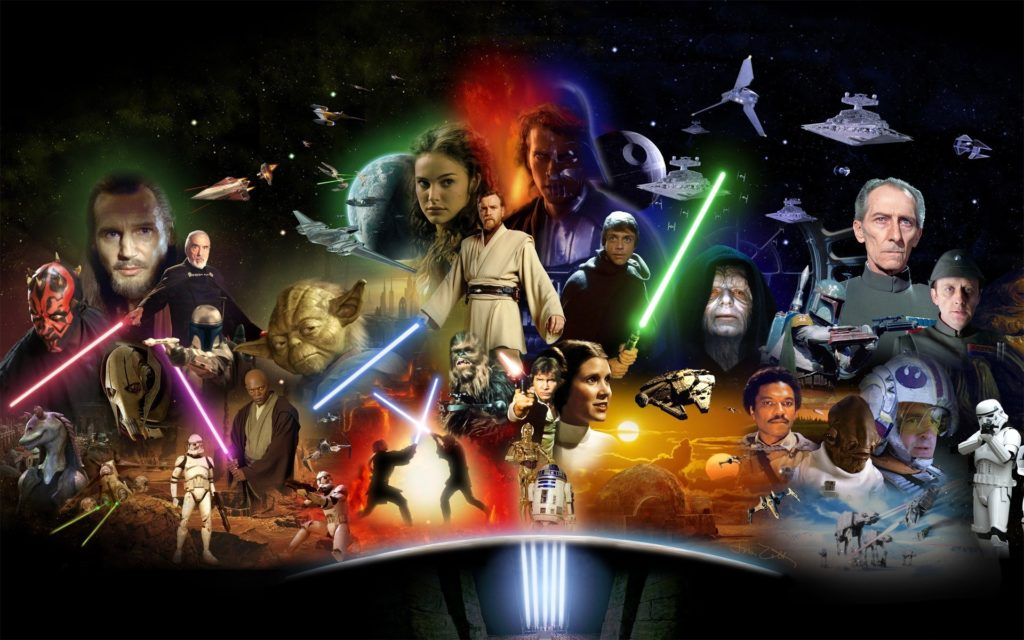 Movie Series to Catch Up On During CMCO - Star Wars