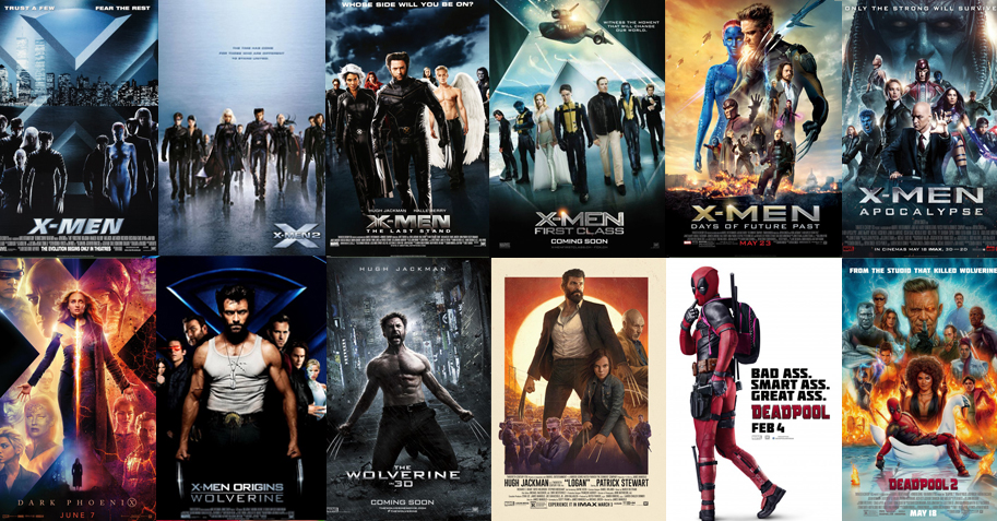 Movie Series to Catch Up On During CMCO - The X-Men films