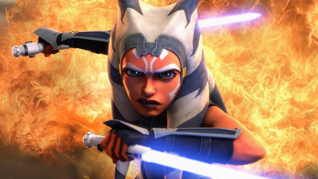 Following her appearance in The Clone Wars and Rebels, Ahsoka has since appeared in comics, her own novel, and even a voice Rey hears at the end ofThe Rise of Skywalker.