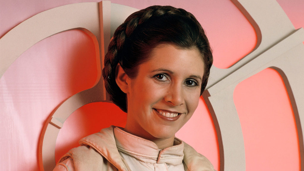 Most Iconic Female Characters in Movies, Leia Organa