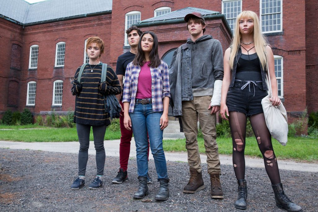 'The New Mutants'