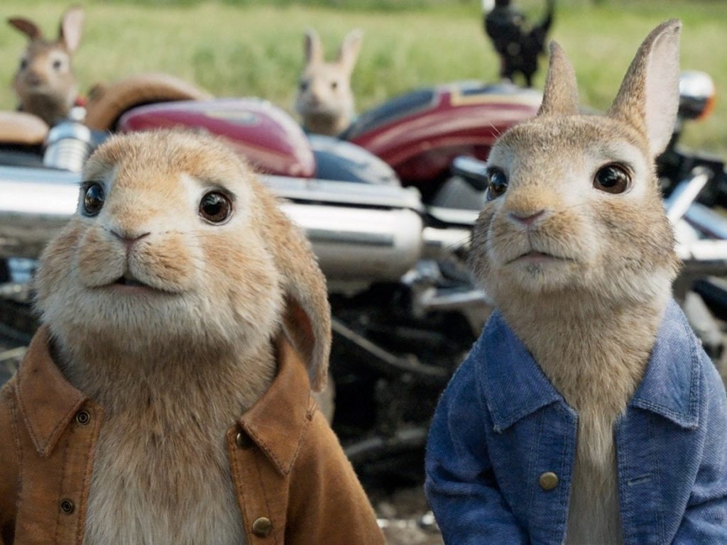 Coronavirus: 'Peter Rabbit: The Runaway' Delayed