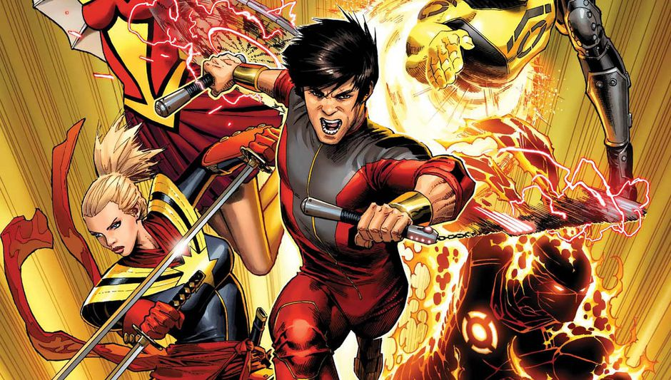 Phase Four: Shang-Chi and the Legend of the Ten Rings