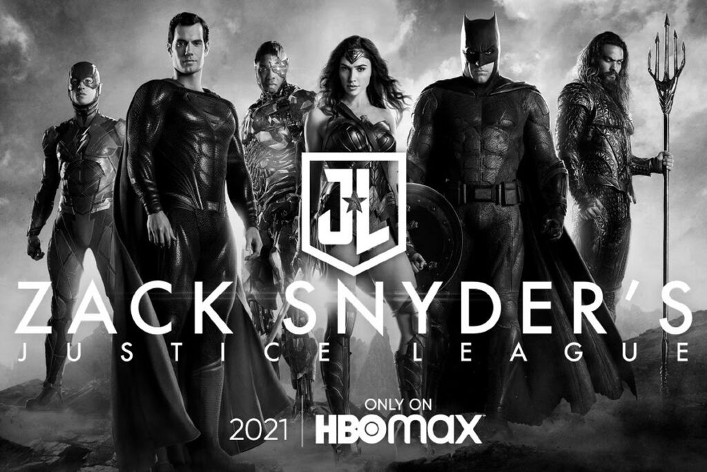 'Zack Snyder's Justice League'