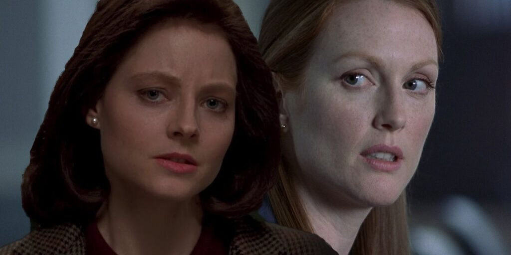 Best and Worst Recasting: Jodie Foster/Julianne Moore