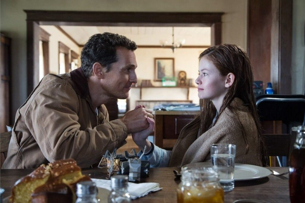 10 Movies to Watch This Father's Day - Interstellar