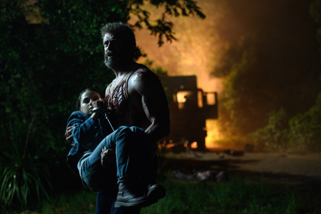 10 Movies to Watch This Father's Day - Logan