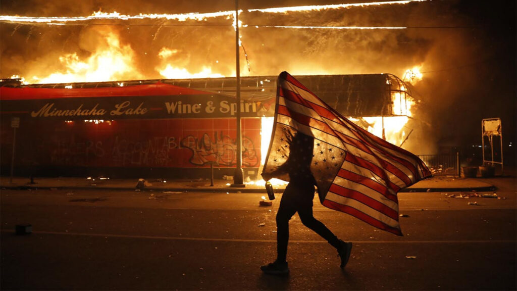 Riots in the United States