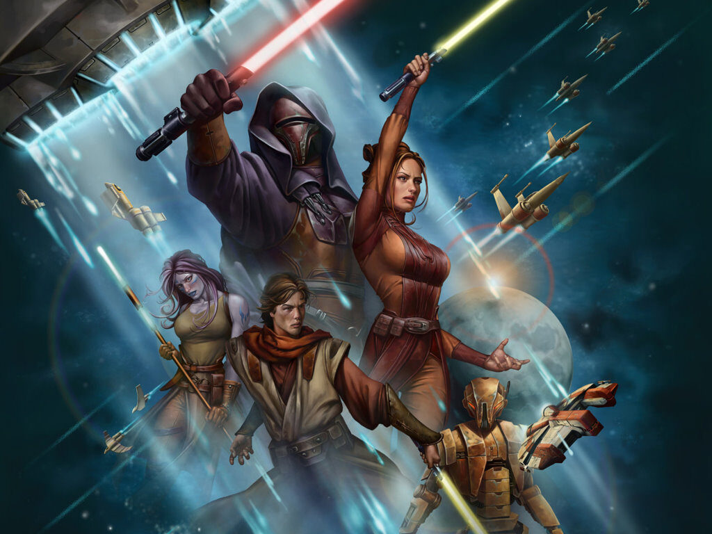 The Knights of the Old Republic
